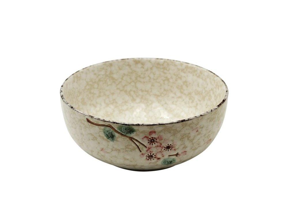 Keramická miska Snow na polévku 19 cm