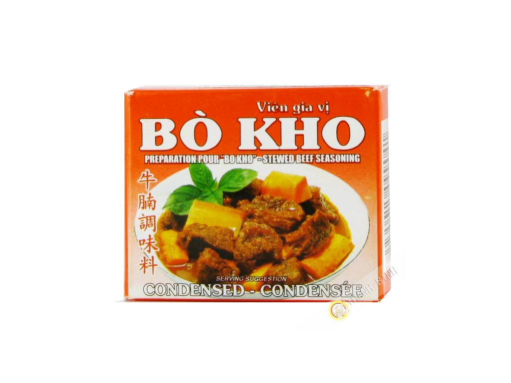 Bujón Bo Kho 75g