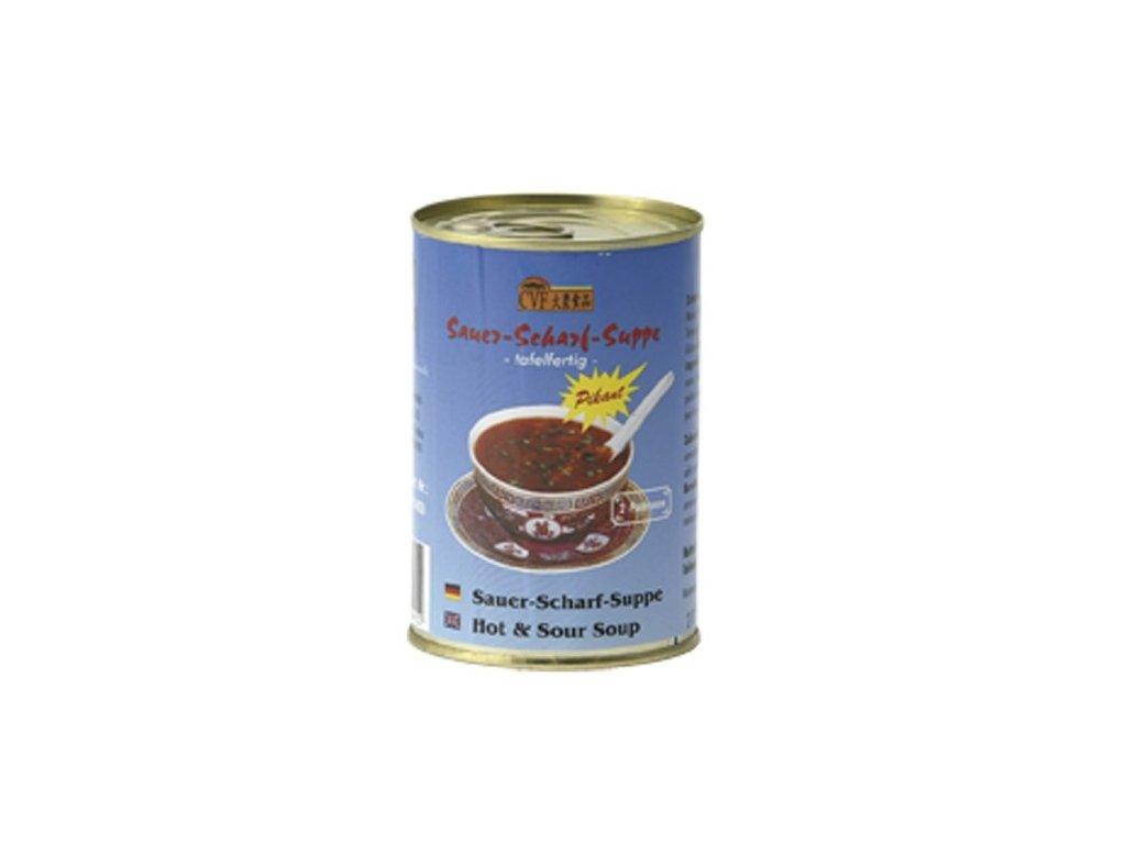 Čínská ostrokyselá polévka (hot) 400 ml