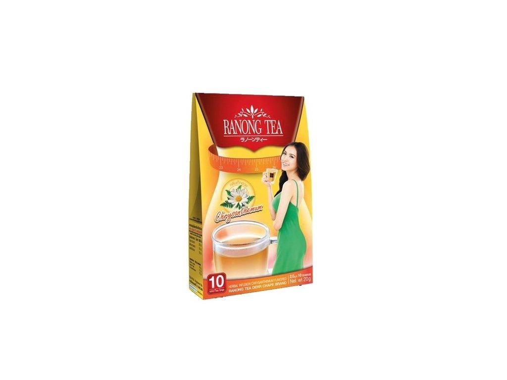 Detoxikační čaj s chryzantémou Ranong 20 g