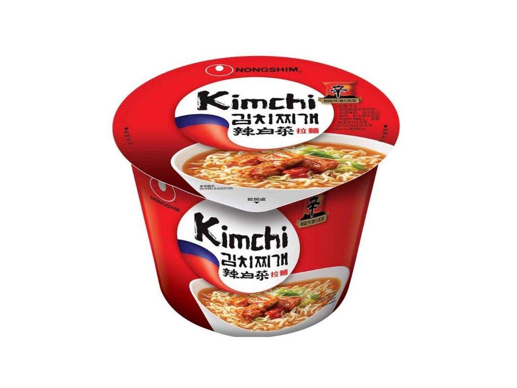 nudle kimchi