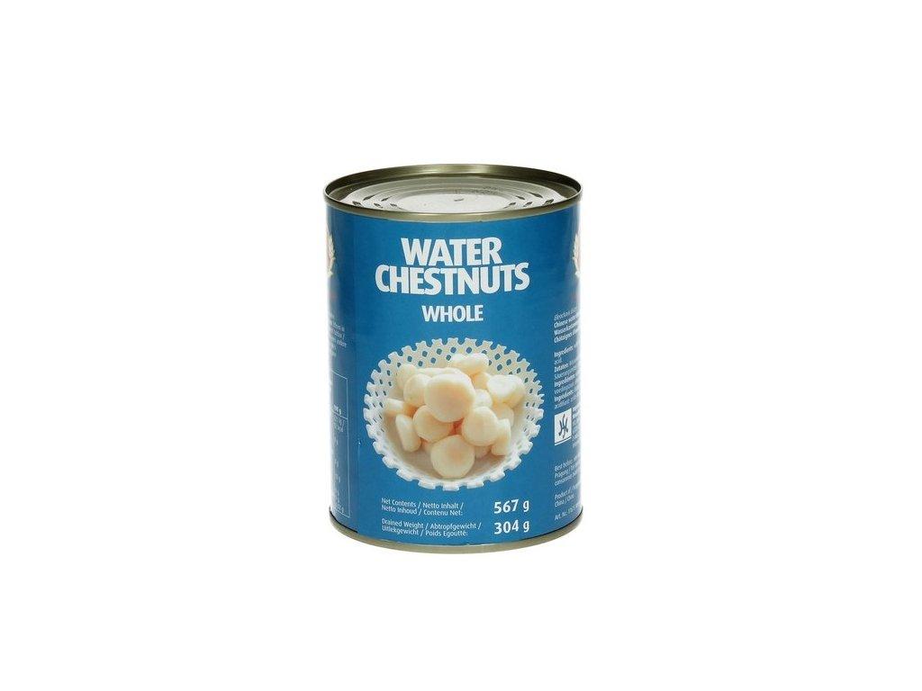 Vodní kaštany 567 g