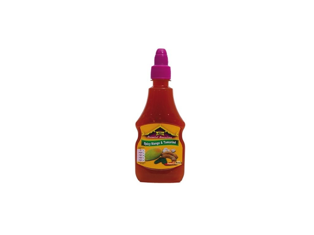 Pikantní mangovo-tamarindová omáčka 300 ml