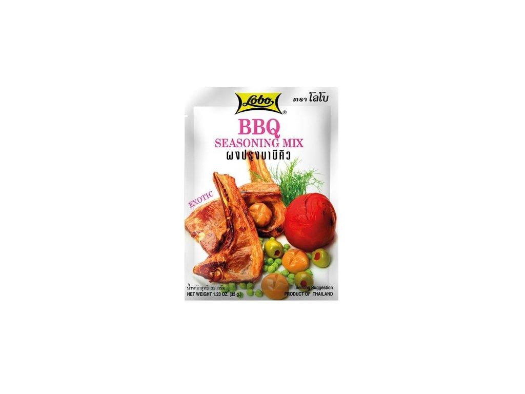 BBQ kořenící směs 35 g
