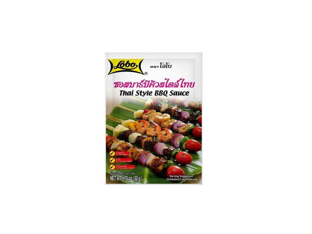 Thajská BBQ omáčka 50 g