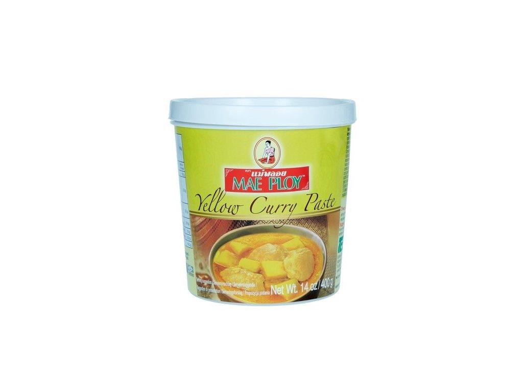 Žluté kari - pasta 400 g