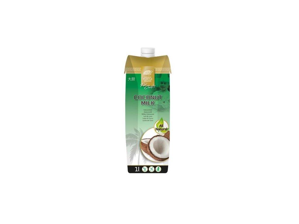 Kokosové mléko 17 - 19 % tuku 1 l