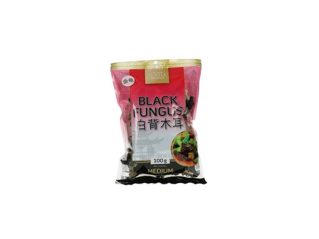 Černé houby sušené 100 g