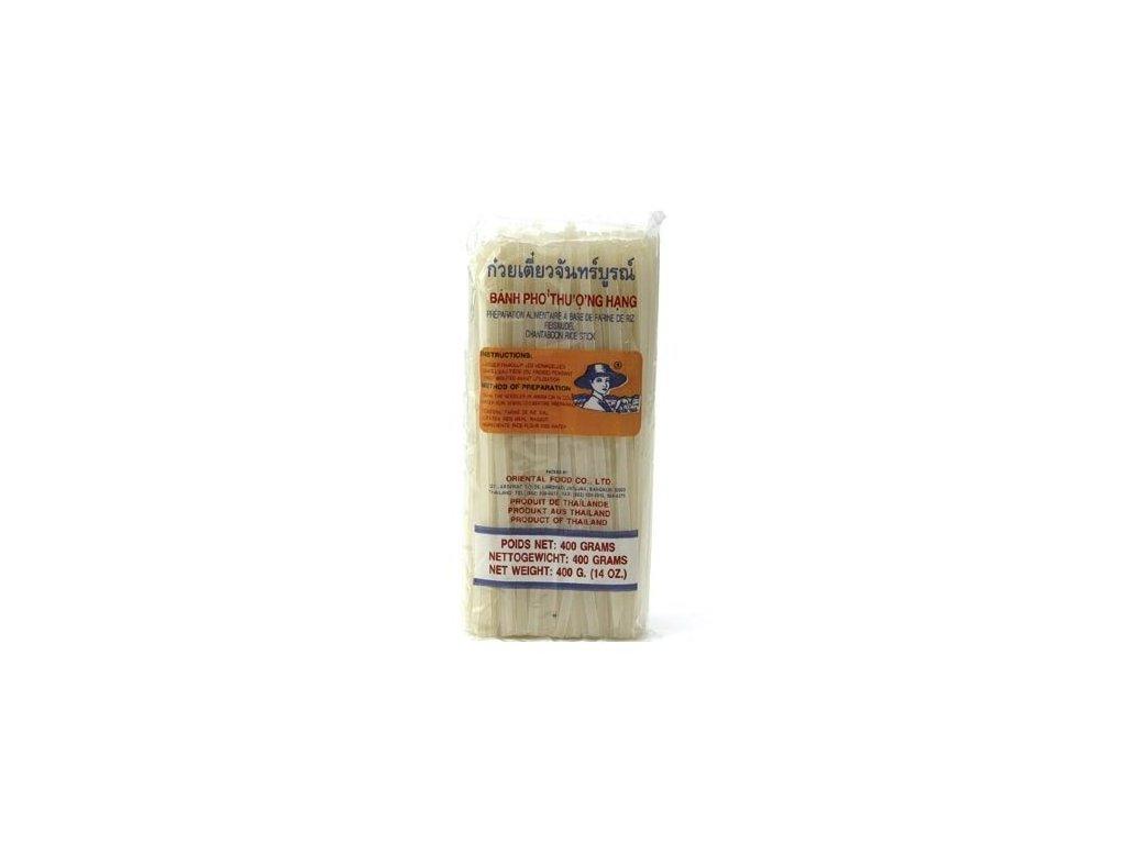 Rýžové nudle široké 5 mm 400 g