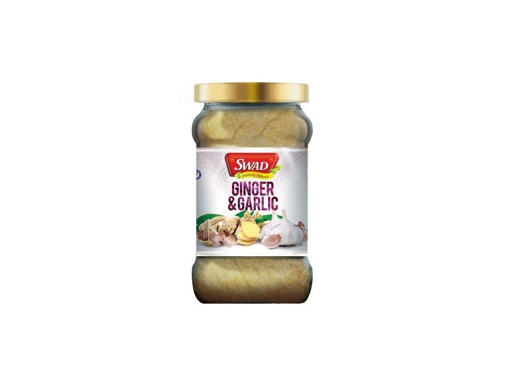 Česnekovo zázvorová pasta 300 g