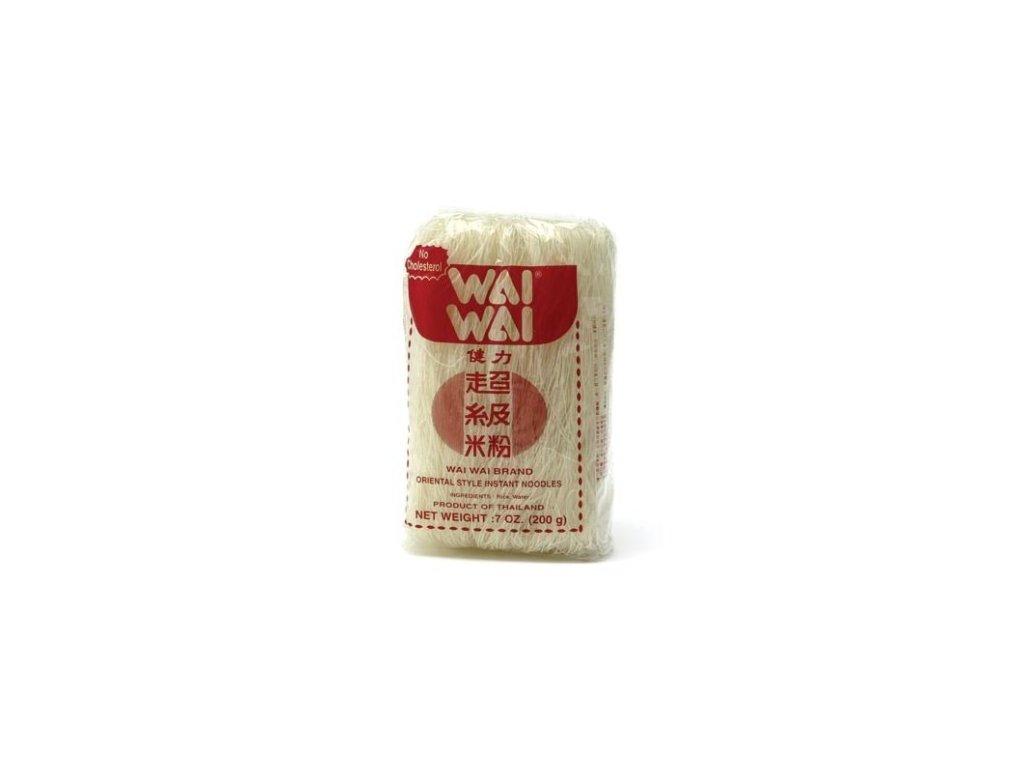 Rýžové nudle vlasové vermicelli