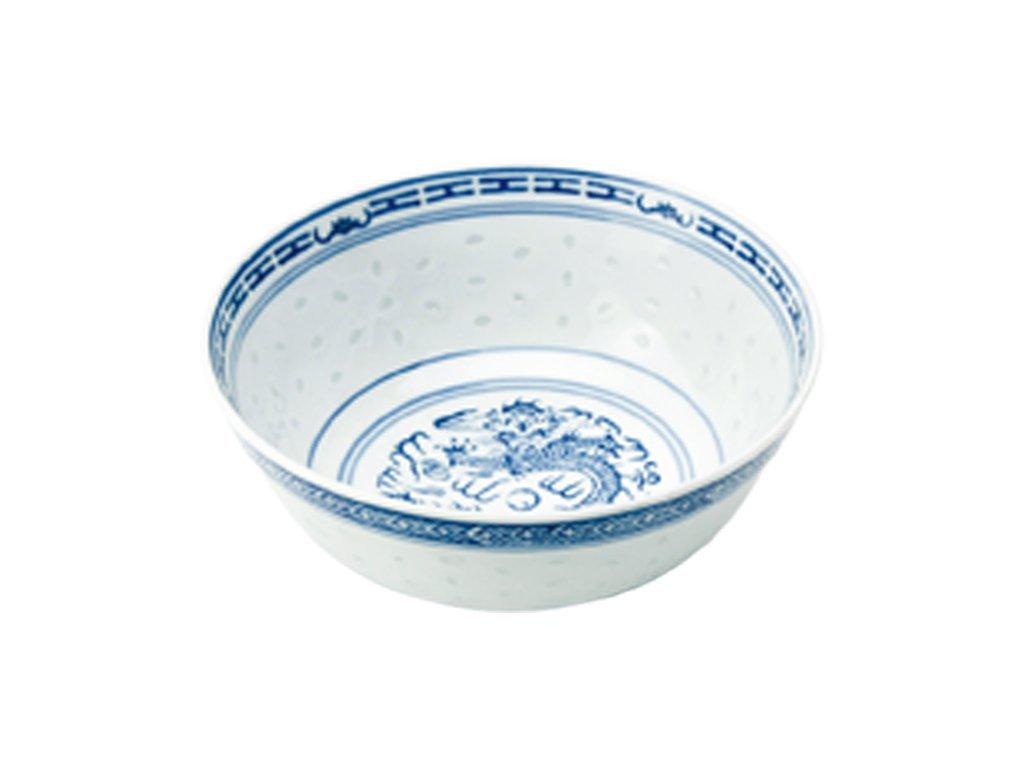 Miska z rýžového porcelánu 17,5 cm