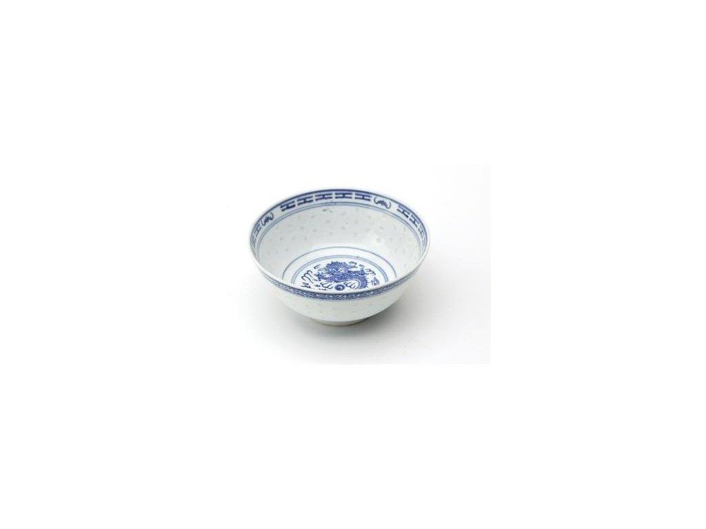 Miska z rýžového porcelánu 15 cm
