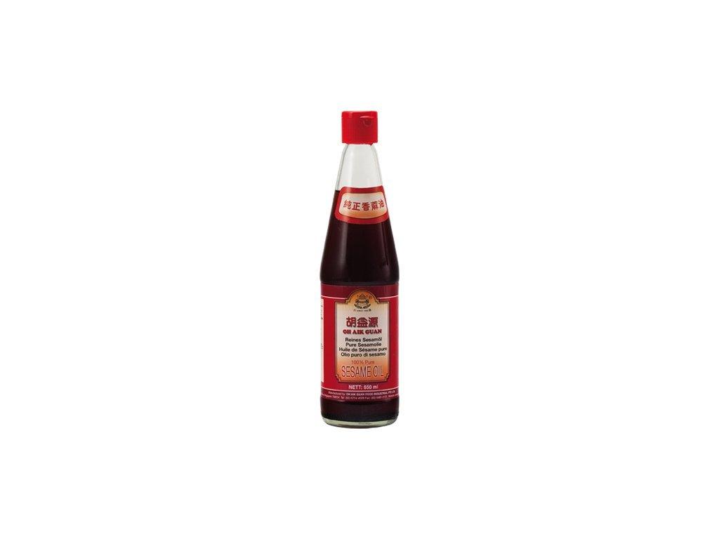 Sezamový olej 650 ml