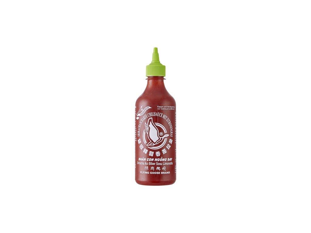 Sriracha chilli omáčka s citronovou trávou 455 ml