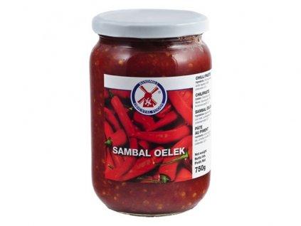 Sambal Oelek chilli pasta 750 g