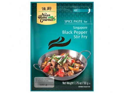 Singapore Black Pepper Stir-Fry 50 g