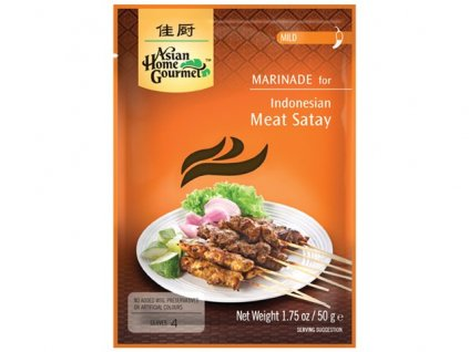 Satay marináda 50 g Asian Home Gourmet