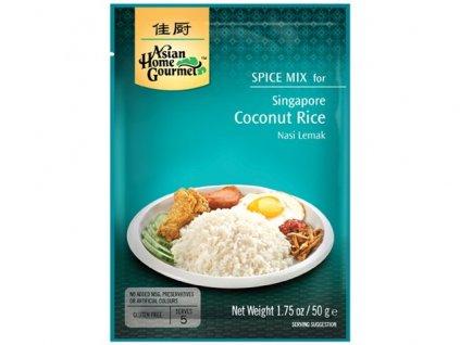 Nasi Lemak singapurská kokosová rýže 50 g