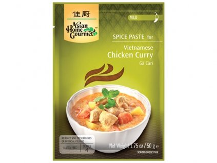 Vietnamské kuřecí kari  50 G