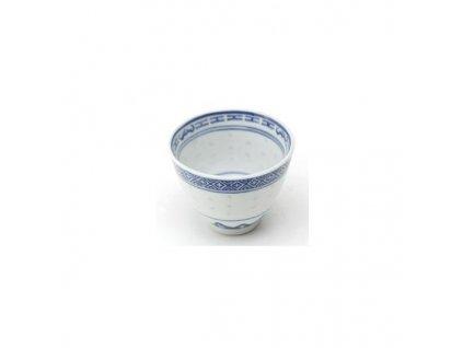 Šálek čajový  z rýžového porcelánu 100 ml