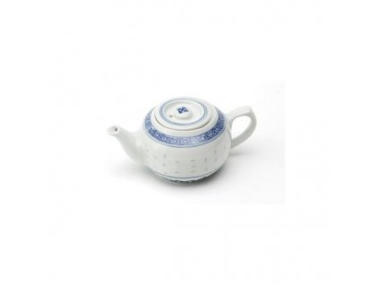 Čajová konvička z rýžového porcelánu 360ml