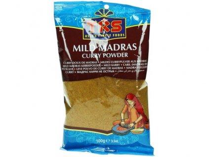 Kari koření z Madrásu jemné 100 g