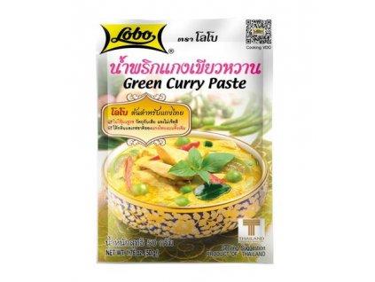 Lobo kari pasta zelená 50 g