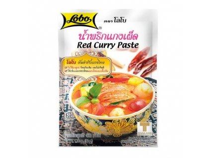 Červená kari pasta 50 g