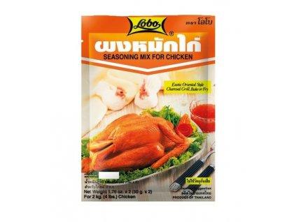 Směs koření na pečené kuře 100 g
