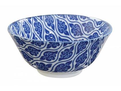Miska modrá Nippon Tayo 15.2x6.7cm