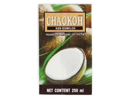Kokosové mléko 18 % tuku 250 ml