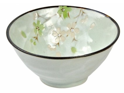 Green Cosmos Bowl 13x6cm