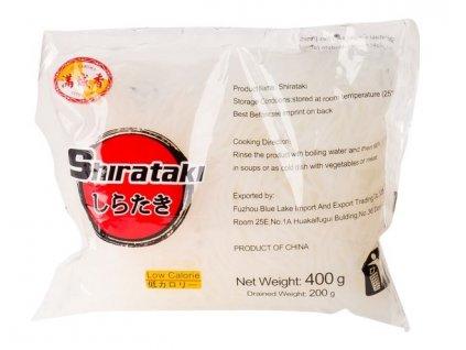 """Shirataki nudle """"fine"""" (úzké nudle) - 400 g"""