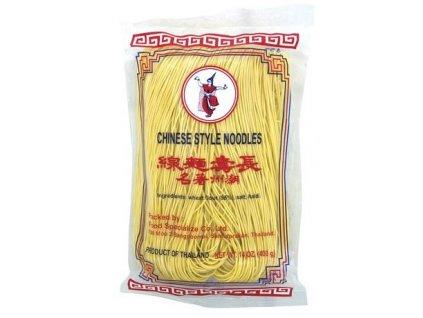 Žluté čínské nudle