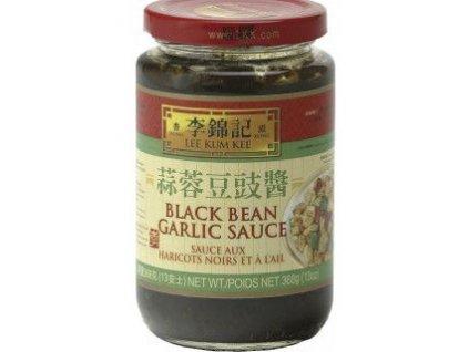 Omáčka z černých fazolí a česneku 368 g