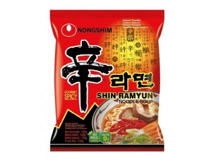 Instantní nudle Shin Ramyun