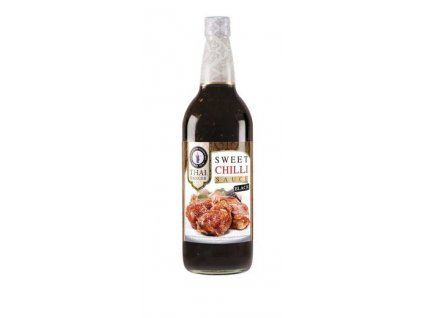 Černá sladká chilli omáčka 730 ml
