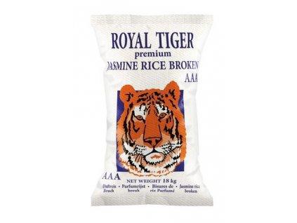 Royal Tiger jasmínová rýže lámaná 18 kg