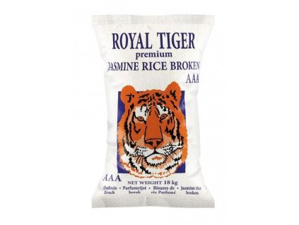 Rýže jasmínová 18 kg (lámaná)