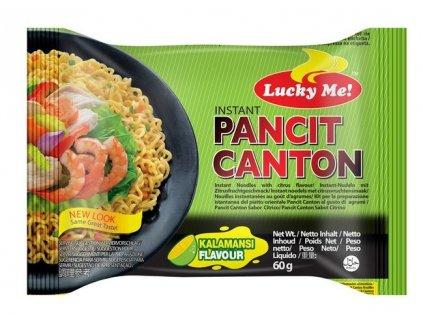 Instantní Pancit Canton Citrusové nudle 60 g