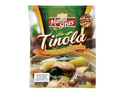 Základ na ginger polévku 25 g,