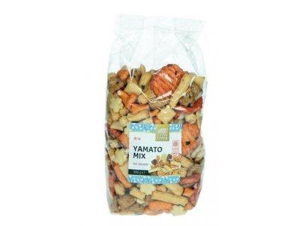 Rýžové krekry Yamato mix 300 g