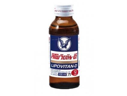 Lipovitan-D - energetický nápoj 100 ml
