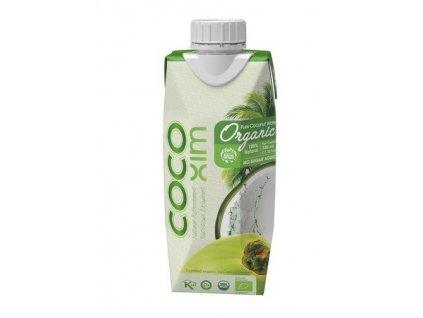 Kokosová voda organic Cocoxim 330 ml