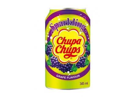Chupa Chups perlivý nápoj s příchutí hroznů 345 ml