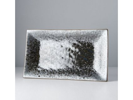 Talíř na sushi Black Pearl 33 x 19 cm