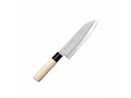 Nůž SANTOKU 174 mm SEKYRIU JAPAN