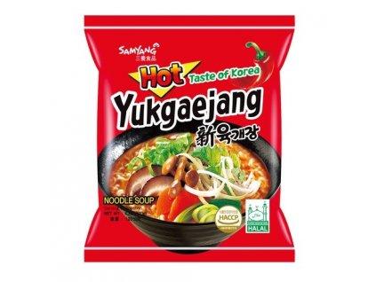 Instantní nudle Yukgaejang 120 g