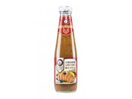 Chilli omáčka s koriandrem a limetkou 300 ml